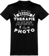 Photo Thérapie T-Shirt Unisexe