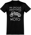 Drogue Moto T-Shirt Unisexe