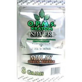 O.P.M.S Kratom Silver- Malay Special Reserve