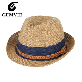 Hemp Rope Striped Straw Sunhats l GCC Superstore