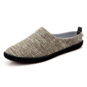 Men's Hemp Casual Shoes - Summer Style Slip-On
