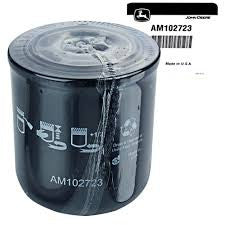 JOHN DEERE OIL FILTER AM102723