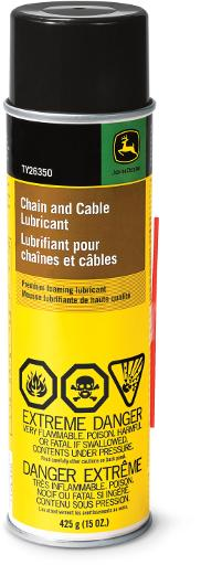 CHAIN & CABLE LUBRICANT