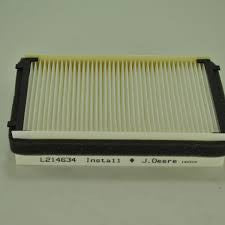 JOHN DEERE CAB AIR FILTER L214634