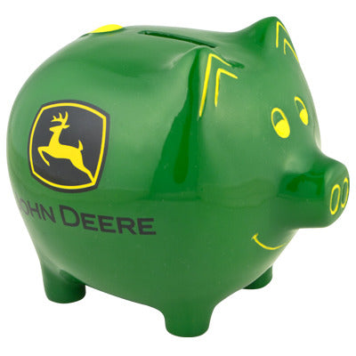 JOHN DEERE GREEN PIGGY BANK LP10353