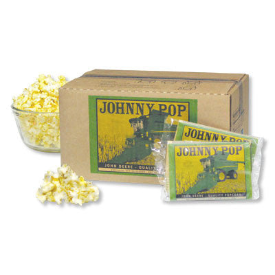 JOHN DEERE JOHNNY POP QUALITY POPCORN - CASE