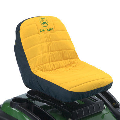 SEAT CUSHION COVER MOWER LP22704