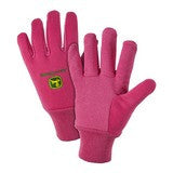 LINED PINK JERSEY GLOVE LP47696