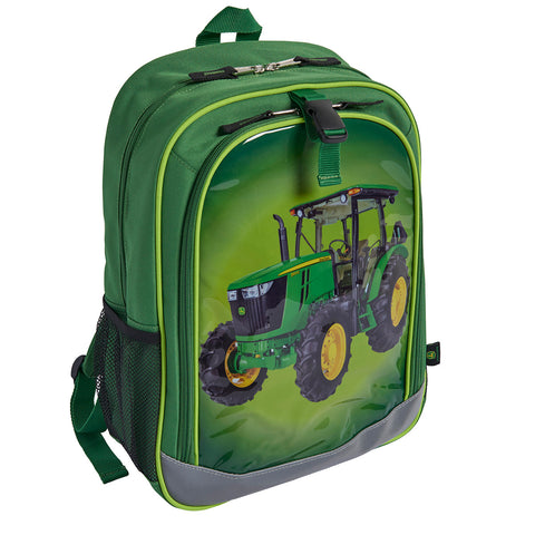 BOY BACKPACK REAL TRACTOR LP51868