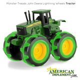 MONSTER TREADS JOHN DEERE LIGHTNING WHEELS, LP53324