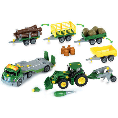 1/24 BUILDABLE MEGA TOY SET LP66714