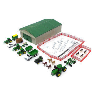 1/64 SCALE 70 PC FARM SET TBEK46276