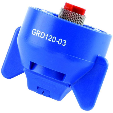 GUARDIAN LOW DRIFT 0.3 GPM QUICK CHANGE NOZZLE BLUE PSLDXQ2003