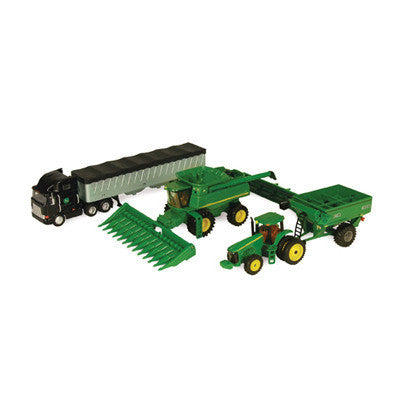 1/64 HARVESTING SET TBE45150