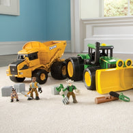 JOHN DEERE GEAR SQUAD EARTH MOVERS - TBEK37780