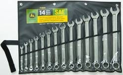 14 PC SAE WRENCH SET TY19976