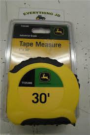 30' TAPE MEASURE TY25386