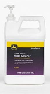 JOHN DEERE GENERAL PURPOSE HAND CLEANER W/ LOTION 1-GALLON TY26081