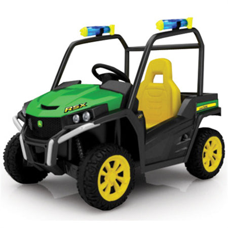 6V BATTERY OPERATED JOHN DEERE RSX GATOR, LP53343