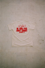 Don't Shoot Tee - White -
