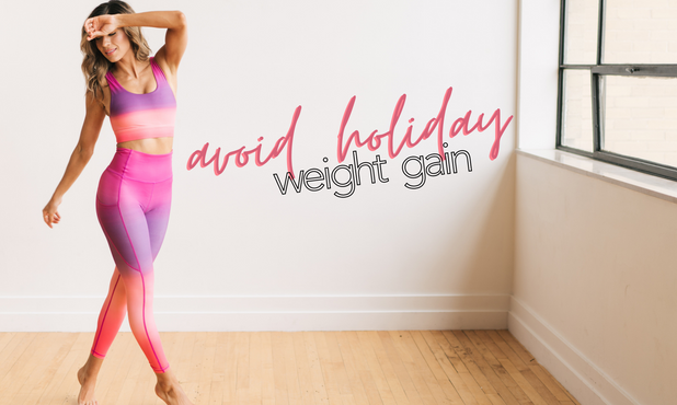 How to Avoid the Annual Holiday Weight Gain