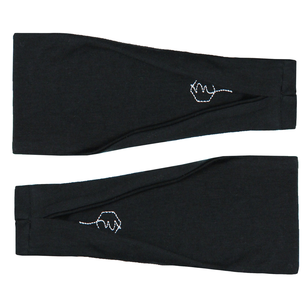 BLACK BASICS Headbands