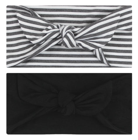 URBAN - 4'' Bow Headband - Headbands - Maven Thread