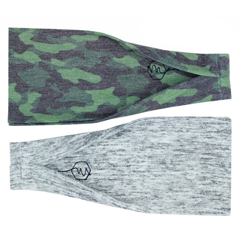 REBEL - 4'' Headband (pre-ordeR) - Headbands - Maven Thread