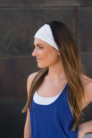 GRANITE - 4'' Headband (pre-order) - Headbands - Maven Thread