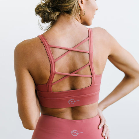 Fearless Sports Bra - Clay | MT SCULPT