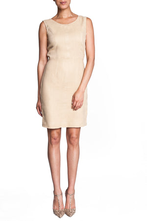 Sleeveless Sheath Dress