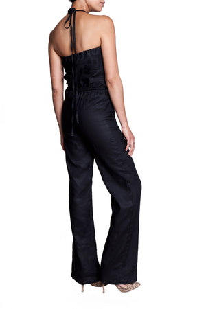 Long Island Wrap Jumpsuit