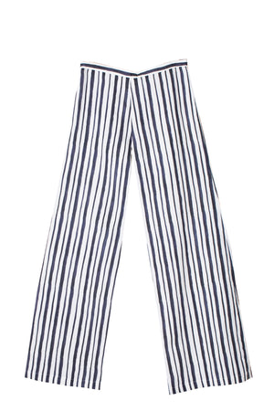 Pantelleria Printed Wide Leg Pants