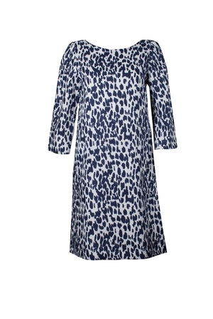 Sorrento Printed Shift Dress