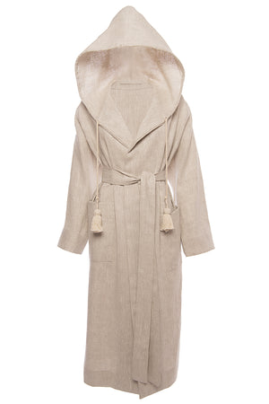 St. Tropez Hooded Robe