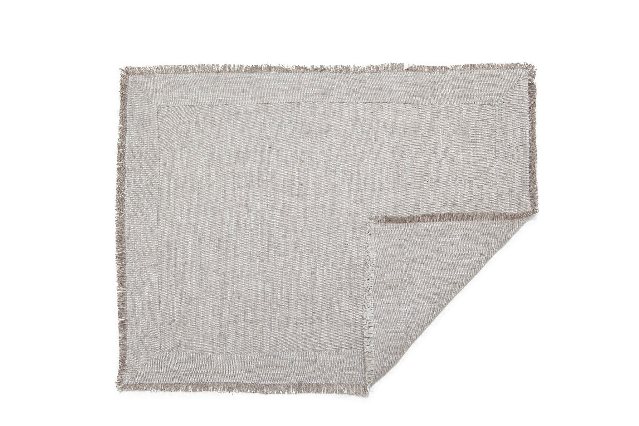 c97e3523b8 Placemat - Oatmeal - Whitney Linen