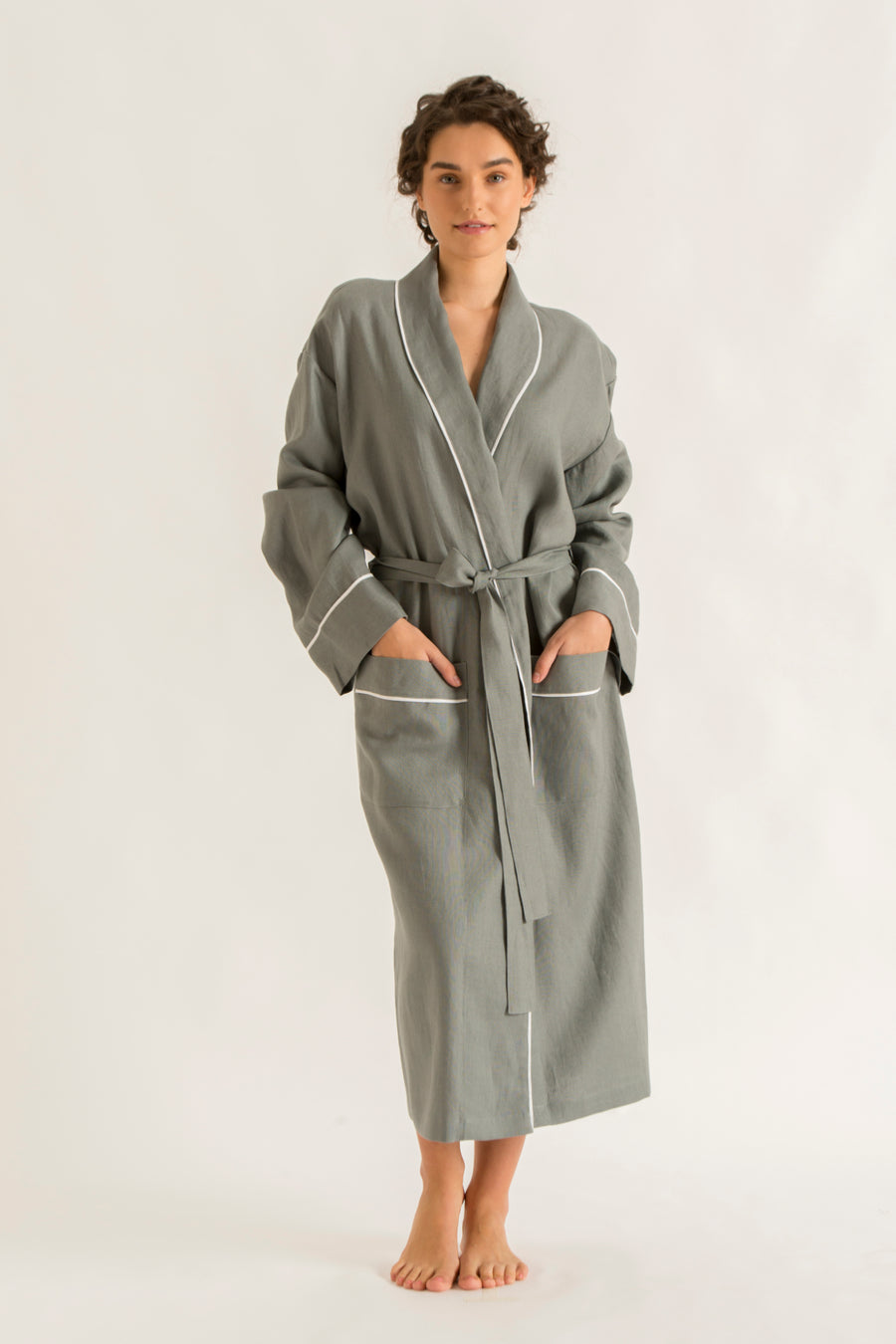 Piped Robe