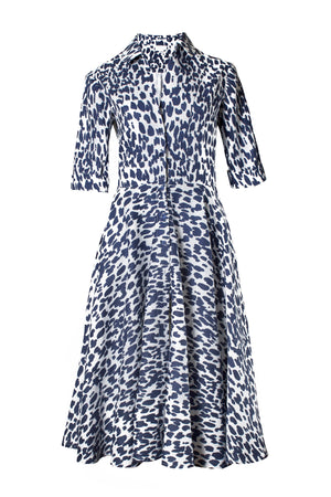 Hamptons Printed Shirt Dress