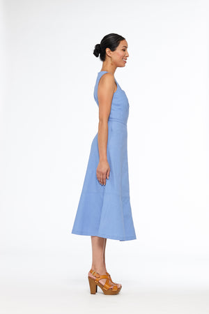 Square Neck Sun Dress