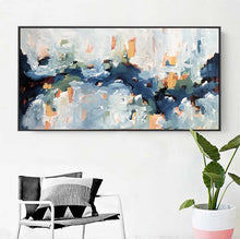 Load image into Gallery viewer, Dunes - 122x62 cm - Original Painting