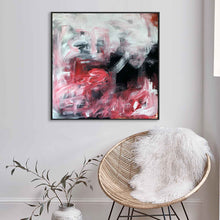 Load image into Gallery viewer, Drifting Part 2 - 76x76 cm - Original Painting