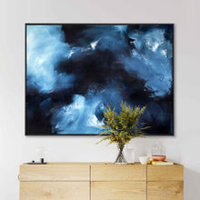 Load image into Gallery viewer, Midnight Waves - 102x76 cm - Original Painting