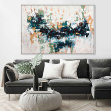 Load image into Gallery viewer, Floating - 152x102 cm - Original Painting