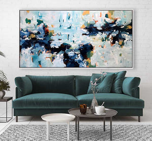 The Shore - 182x92 cm - Original Painting