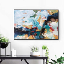 Load image into Gallery viewer, Monument Part 2 - 61x92 cm - Original Painting
