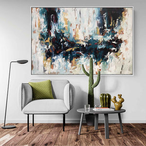 The Marina - 152x102 cm - Original Painting