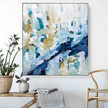 Load image into Gallery viewer, When The Moment Comes Part 2 - 92x102 cm - Original Painting