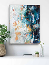 Load image into Gallery viewer, Mirage Part 2 - 76x62 cm - Original Painting