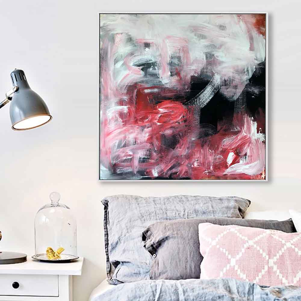 Drifting Part 2 - 76x76 cm - Original Painting
