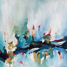 Load image into Gallery viewer, Daybreak 2 - Diptych 204x102 cm - Original Painting-OmarObaid.com